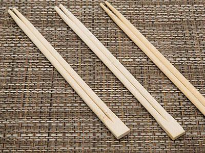 新疆双生筷-21公分-裸筷