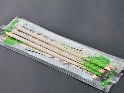 湖南4.5圆棒筷-20公分-包装筷