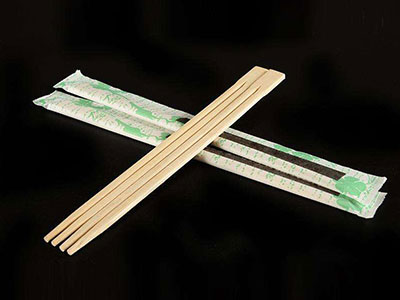 新疆双生筷-21公分-包装筷